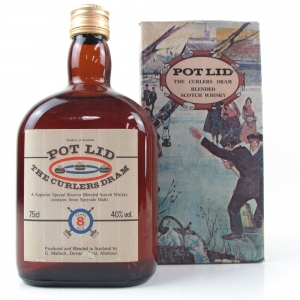 Pot Lid The Curlers Dram 8 Year Old