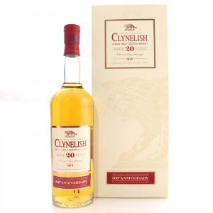 Clynelish 20 Year Old Distillery Exclusive / 200th Anniversary