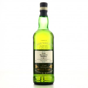 Bowmore 1979 Cadenhead's 16 Year Old 75cl / US Import