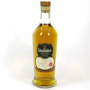 Glenfiddich 1991 Hand Filled First Fill Bourbon 24 Year Old Front
