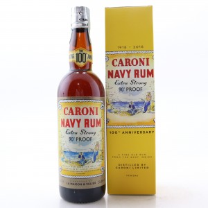 Caroni Navy Rum / 100th Anniversary