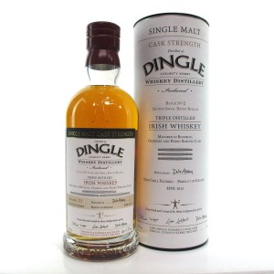 Dingle Irish Single Malt Cask Strength Batch No. 2 / Bourbon and Sherry Casks