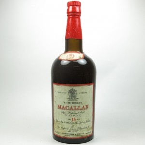 Macallan 25 Year Old Silver Jubilee Magnum