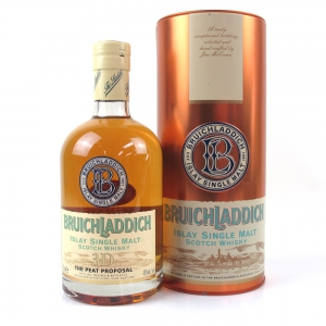 Bruichladdich 3D1 The Peat Proposal