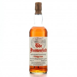 Bowmore 1965 Prestonfield House 22 Year Old