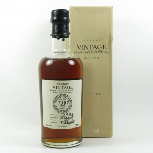 Karuizawa 1986 22 Year Old Single Cask #7387