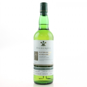 Laphroaig 2005 Highgrove 12 Year Old Single Cask #4428