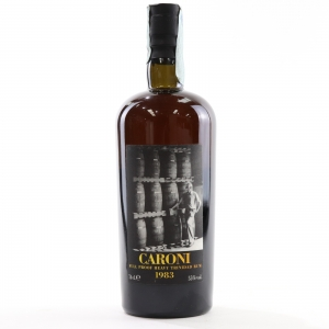 Caroni 1983 Heavy Trinidad Rum 25 Year Old