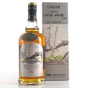 Nantou Omar Cask Strength / Plum Liqueuer Finish