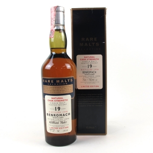 Benromach 1978 Rare Malt 19 Year Old / 63.8%