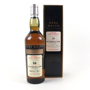 Glendullan 1978 Rare Malt 26 Year Old / 56.6%