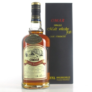 Nantou Omar 2013 Sherry Single Cask