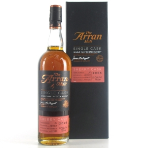 Arran 2005 Single Sherry Cask