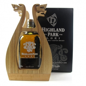 Highland Park Loki 15 Year Old