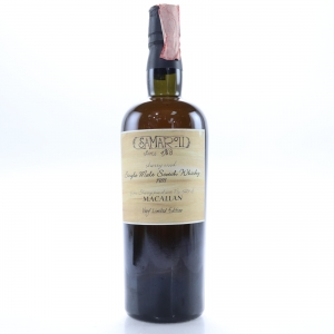 Macallan 1989 Samaroli Single Cask #8274