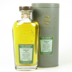 Benriach 1976 Signatory Vintage 29 Year Old