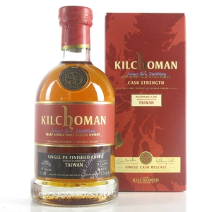 Kilchoman 2011 Single PX Finished Cask / Taiwan Exclusive