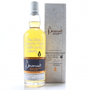 Benromach 2008 Single Cask #988 / Forres Piping 2018