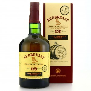 Redbreast 12 Year Old Cask Strength B1/16