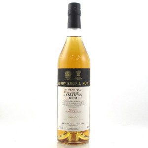 Hampden 17 Year Old Berry Brothers and Rudd Rum / The Whisky Barrel