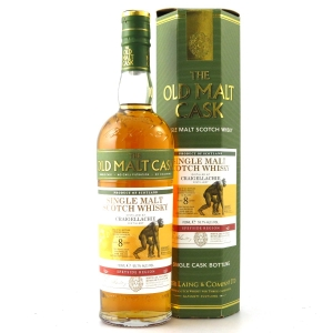 Craigellachie 2008 Hunter Laing 8 Year Old