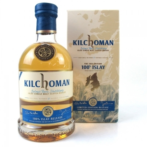 Kilchoman 100% Islay 2nd Release