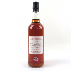 Hazelburn 1997 Duty Paid Sample 18 Year Old / Refill Sherry Butt
