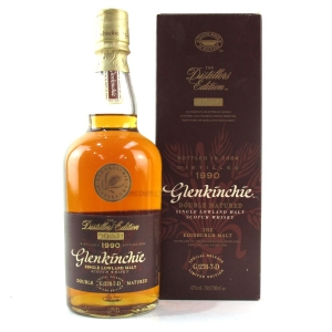 Glenkinchie 1990 Distiller's Edition 2004