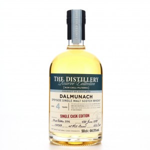 Dalmunach 2014 Reserve Collection 4 Year Old 50cl / Single Cask Edition