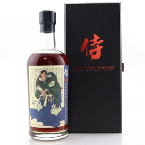 Karuizawa 1984 30 Year Old Single Cask #3656 / Samurai