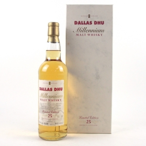 Dallas Dhu 1974 Millennium 25 Year Old
