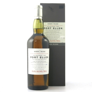 Port Ellen 1979 28 Year Old 7th Release 75cl / US Import