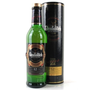Glenfiddich 12 Year Old Special Reserve 50cl