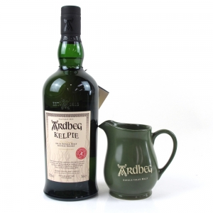 Ardbeg Kelpie Committee Release / Including Water Jug