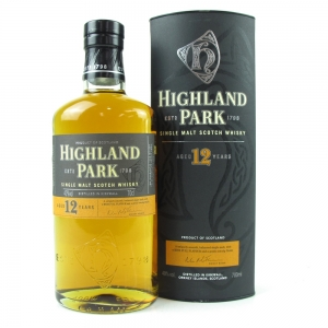 Highland Park 12 Year Old