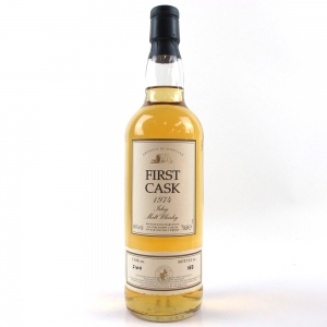 Bowmore 1974 First Cask 24 Year Old