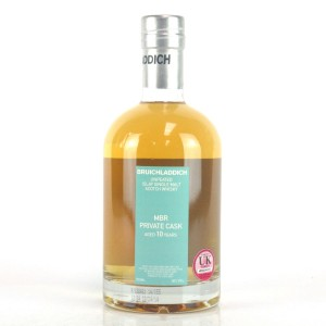 Bruichladdich 10 Year Old Private Cask / MBR