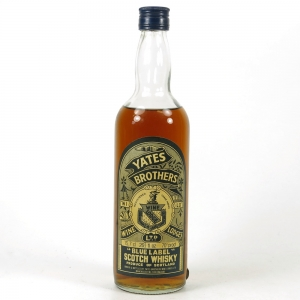 Yate's Brothers Blue Label Blend 1970s