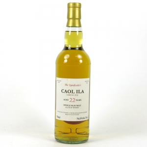 Caol Ila 1990 Syndicate 22 Year Old
