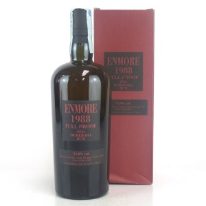 Enmore 1988 Full Proof 20 Year Old Demerara Rum