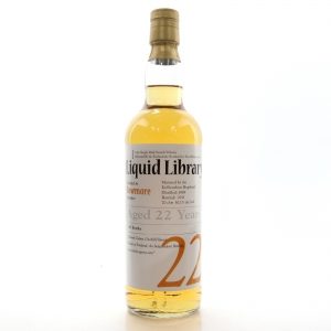 Bowmore 1989 Whisky Agency 22 Year Old / Liquid Library