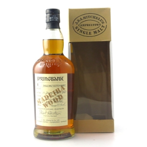 Springbank 1997 Madeira Wood 11 Year Old