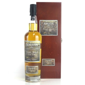 Tomatin 1998 Single Cask 13 Year Old / Castle Stuart Exclusive