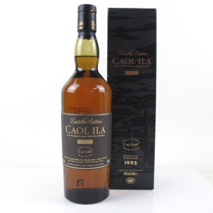 Caol Ila 1995 Distiller's Edition