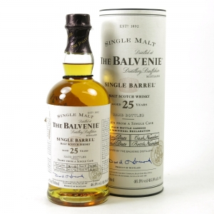 Balvenie 1974 25 Year Old Single Barrel
