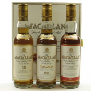 Macallan Travellers Pack 3 x 33.3cl