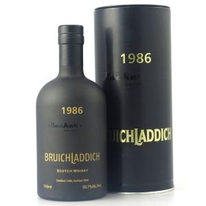 Bruichladdich 1986 Blacker Still 20 Year Old