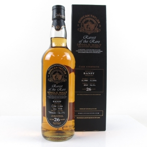Banff 1980 Duncan Taylor 26 Year Old