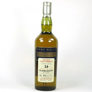 Glenlochy 1969 Rare Malt 26 Year Old 75cl -B297