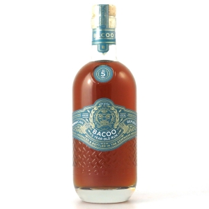 Bacoo 5 Year Old Dominican Republic Rum